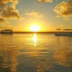Passeio Pôr do sol na Praia do Jacaré