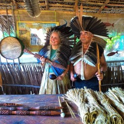 Passeio Peixe-boi e Aldeias indígenas Potiguaras