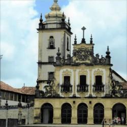 Passeio Centro histórico de João Pessoa: conjunto São Francisco