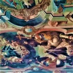 O que fazer no centro histórico de João Pessoa: veja as pinturas ilusionistas 3D!