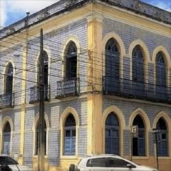 Passeio no centro histórico João Pessoa: Casarão dos azulejos