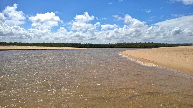 Barra do Abiai