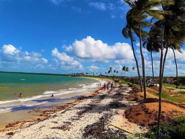 praia de Coqueirinho do norte