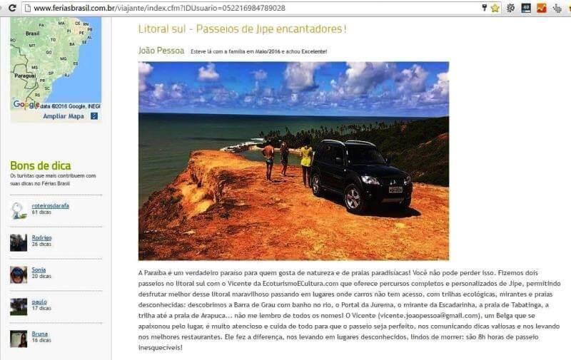 South coast - lovely Jeep Tours