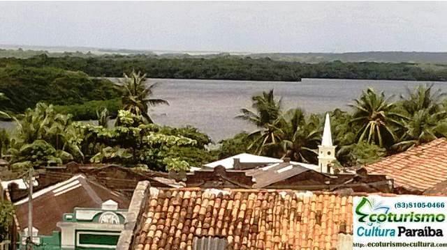 Vista do Centro histórico de João Pessoa