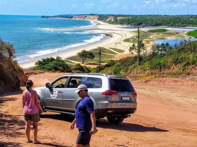 Mirante em Joao Pessoa: na Barra do Gramame