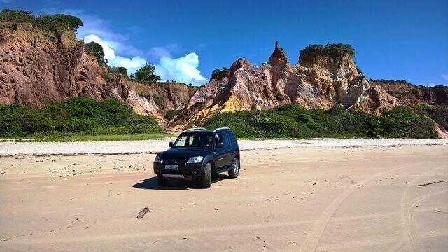A Praia do Gurugi (Praias da Paraiba)