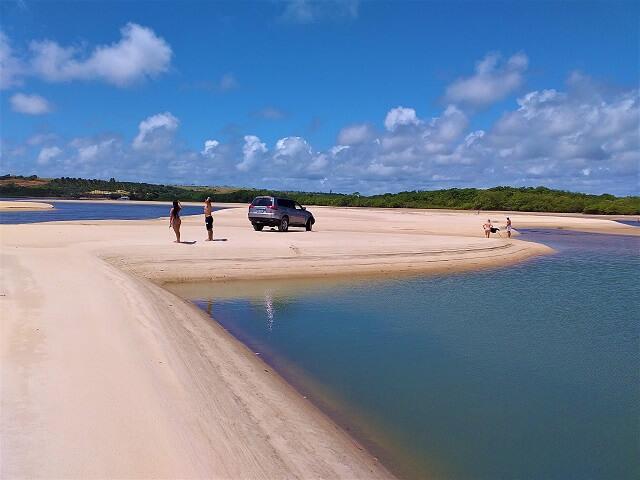 Barra do Abiai
